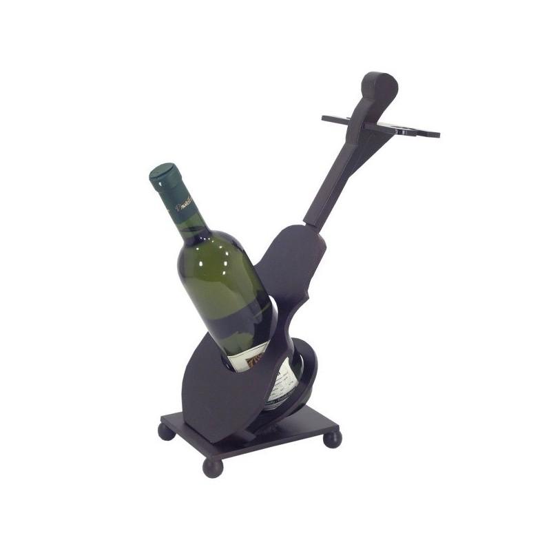 Husle - stojan na víno a poháre