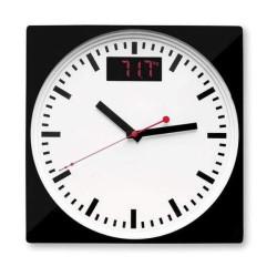 Osobná váha s hodinami