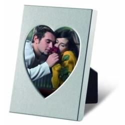 Kovový rámik na fotografie pre zaľúbených