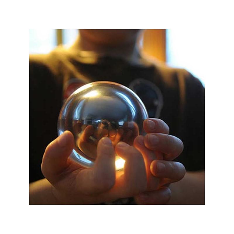 Magická sklenená guľa