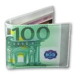 Eurová peňaženka - 100 EUR