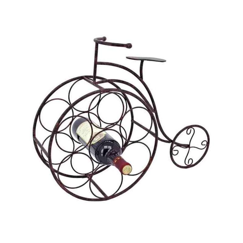 Stojan na sedem vín bicykel