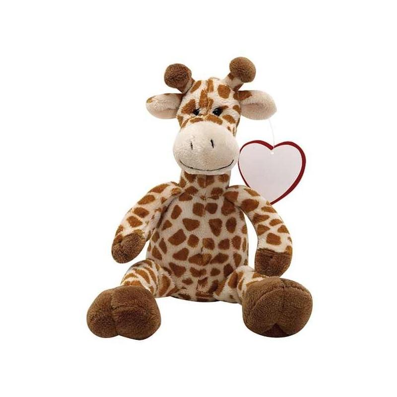Žirafa s plyšu
