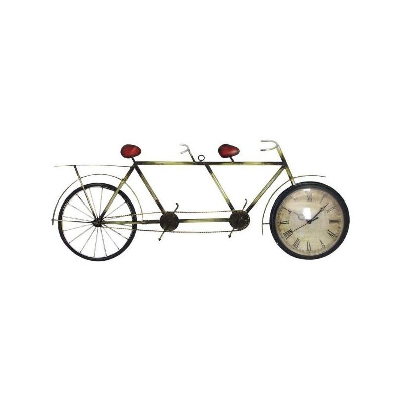 Dvojitý bicykel - hodiny