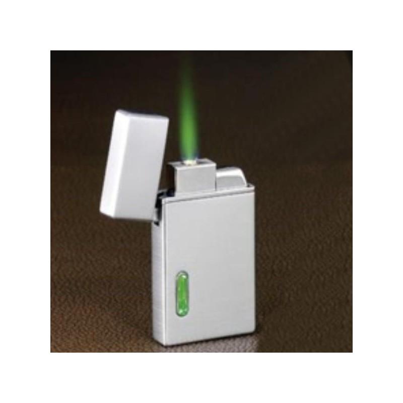 Zapaľovač so zeleným plameňom