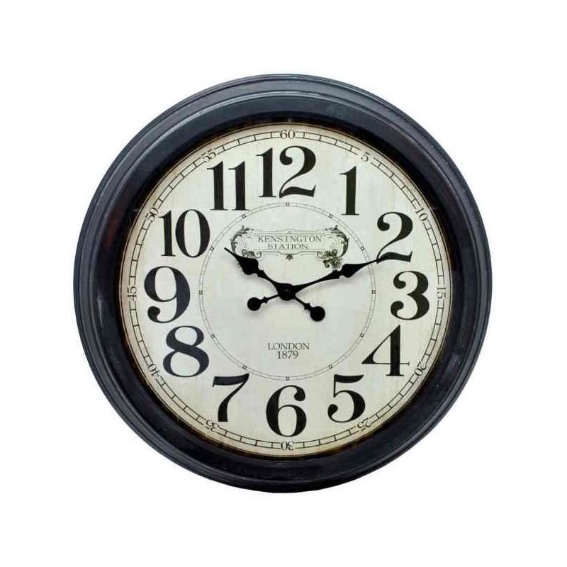 Veľké hodiny na stenu 58 cm