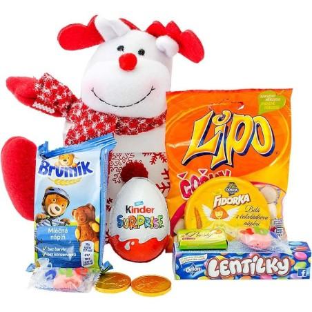 SOB - darček na Mikuláša so sladkosťami