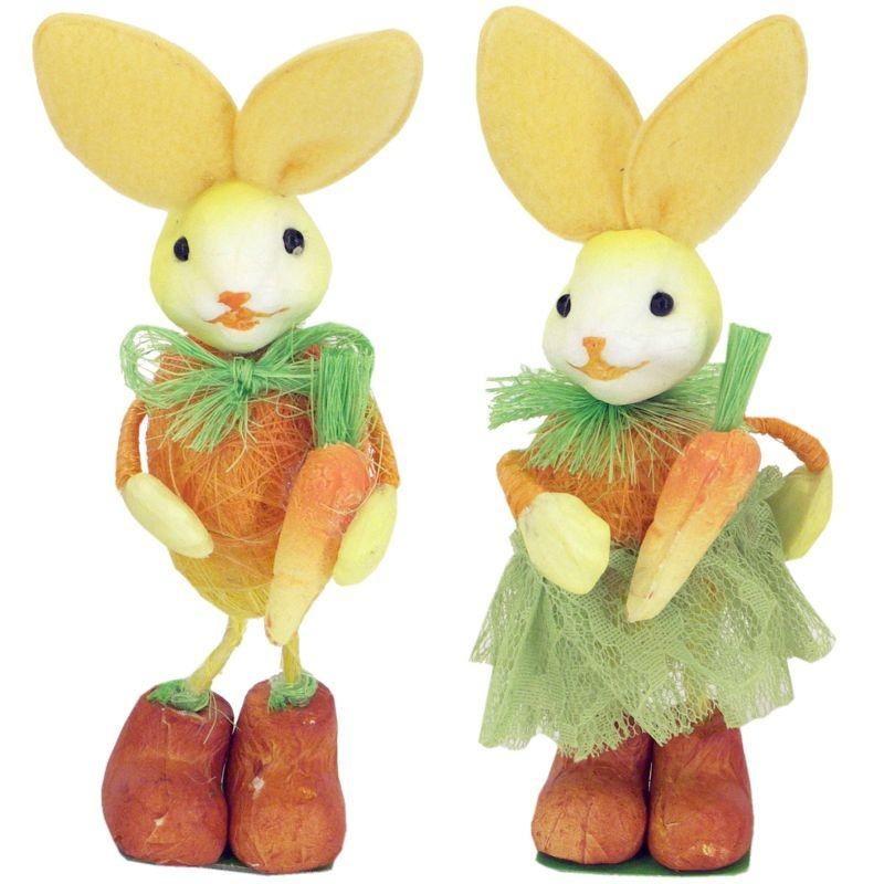 Párik zajacov
